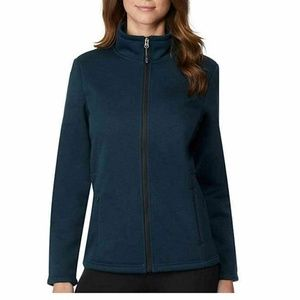 Women's Plush Lined Tech Fleece Jacket